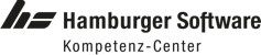 Hamburger Software Logo