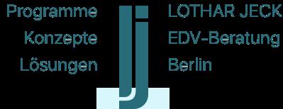 Lothar Jeck Logo